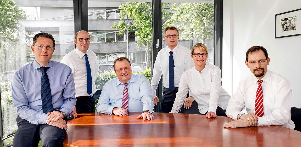 Rechtsanwälte der Sozietät Potthoff-Kowol & Frankhof